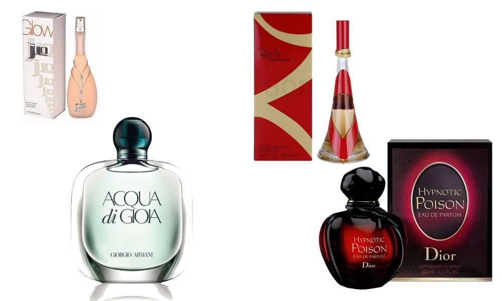 Parfum pentru femei puternice de la Armani, Jennifer Lopez sau Rihanna