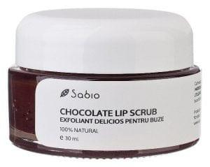 Chocolate-ul Scrub-ul de la Sabio