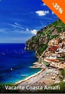 Sejur Coasta Amalfi