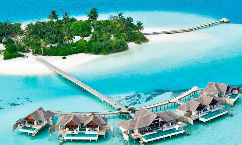 Maldive, paradisul vacantelor exotice