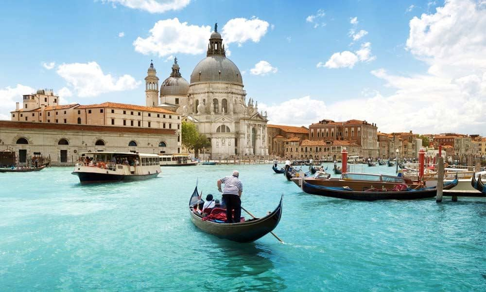 Vacanta la Venetia. Destinatii culturale si de distractie