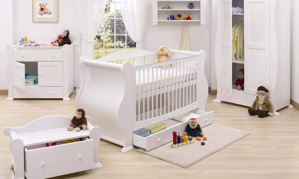 Cum organizezi in mod optim camera bebelusului