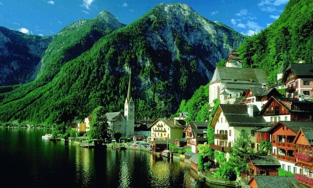 Destinatii de vara in Austria