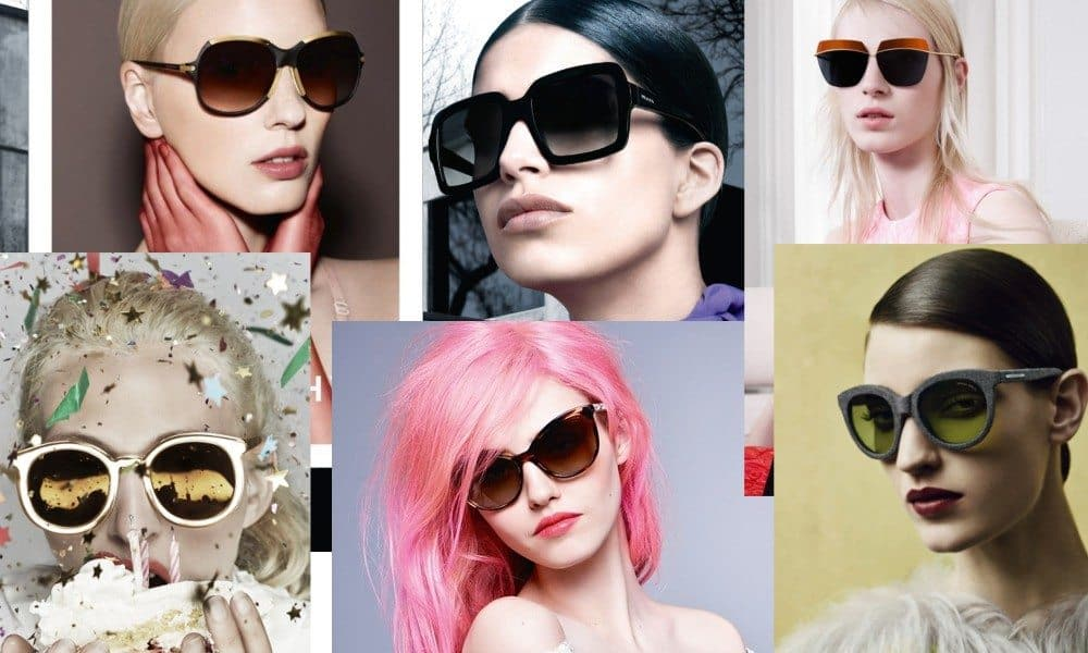Asorteaza ochelarii de soare la orice tinuta