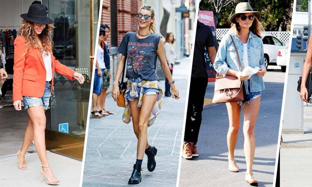 Fii in trend cu pantalonii scurti vara aceasta