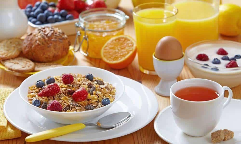 5 idei pentru un mic dejun sanatos
