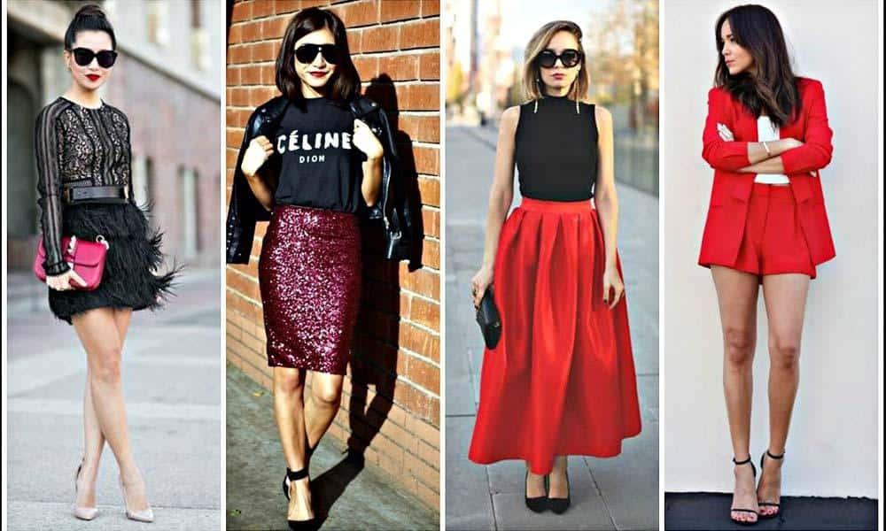 Alege-ti outfit-ul pentru petrecere in 4 pasi simpli