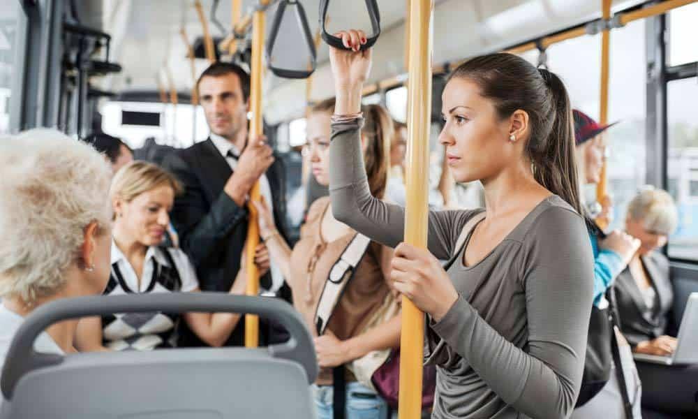 Reguli de buna purtare in autobuz