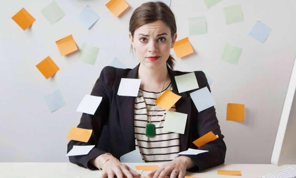 Fii mai productiv la locul de munca