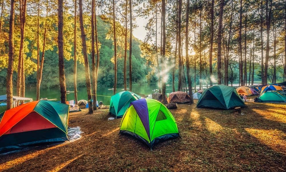 Cu cortul prin Romania. Idei de camping