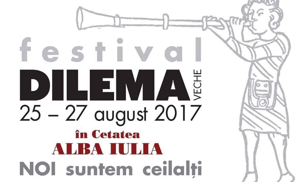 Festivalul Dilema Veche, in curand la Alba Iulia