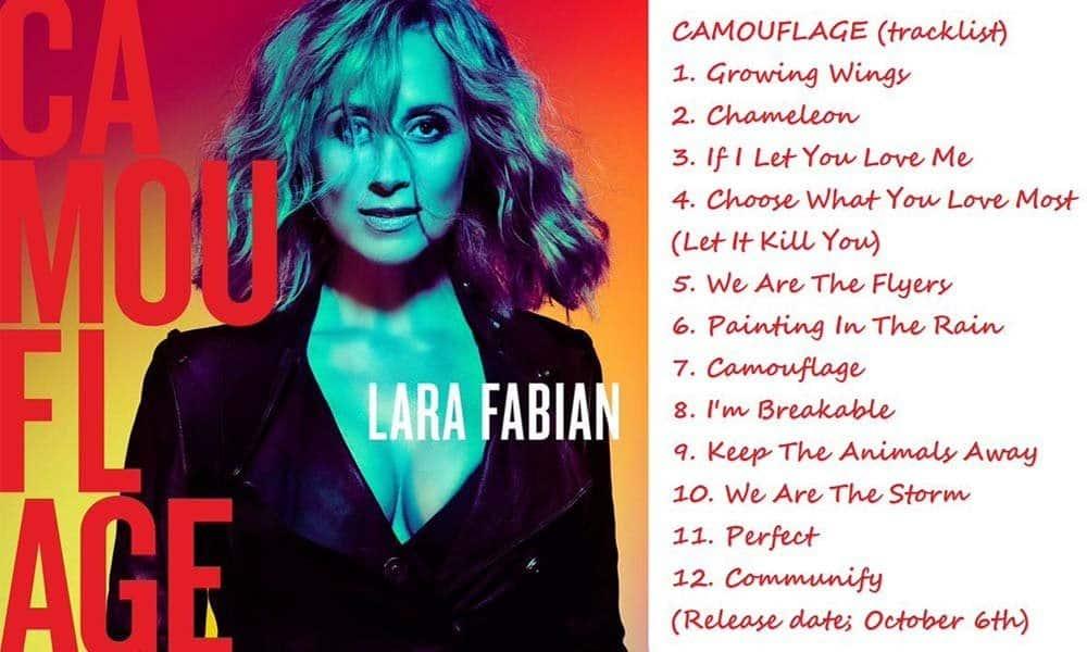 Lara Fabian revine in Romania cu noi concerte