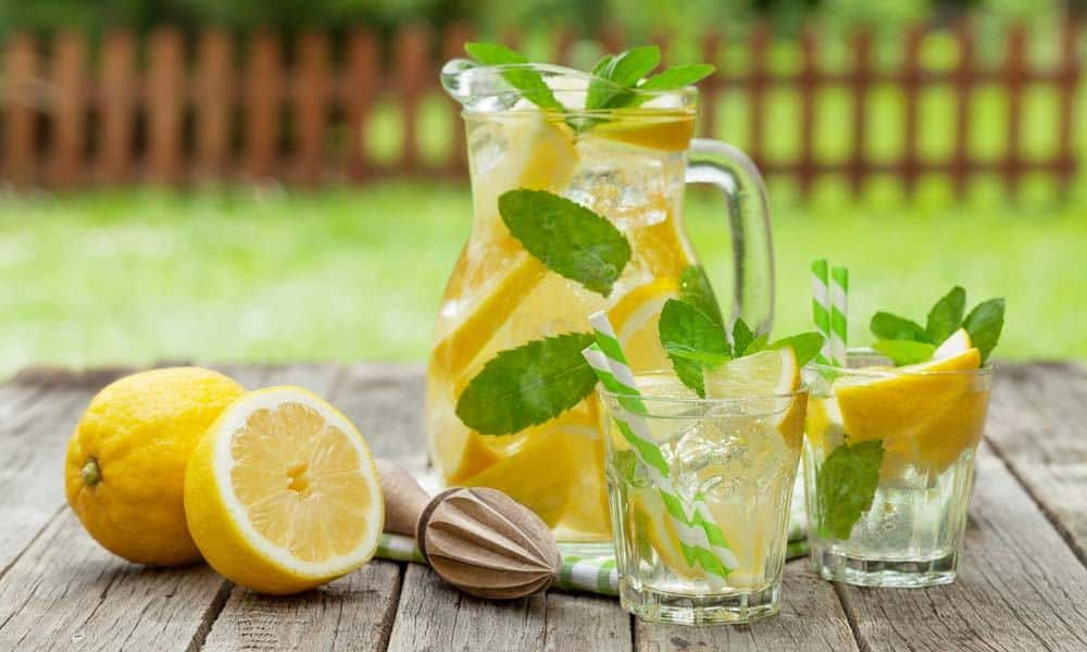 Limonada, cocktail de sanatate si savoare