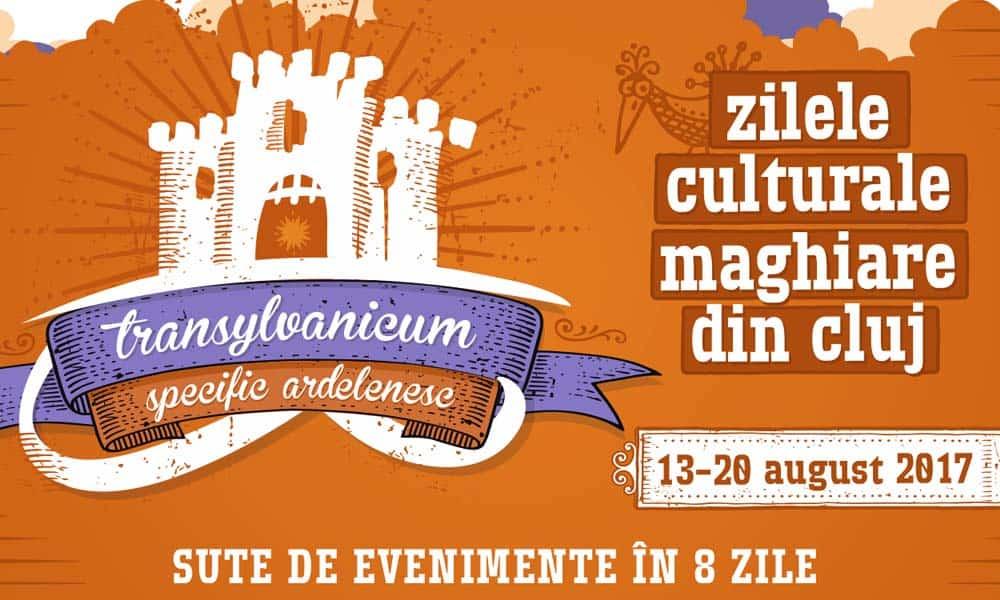 La Cluj incep Zilele Culturale Maghiare