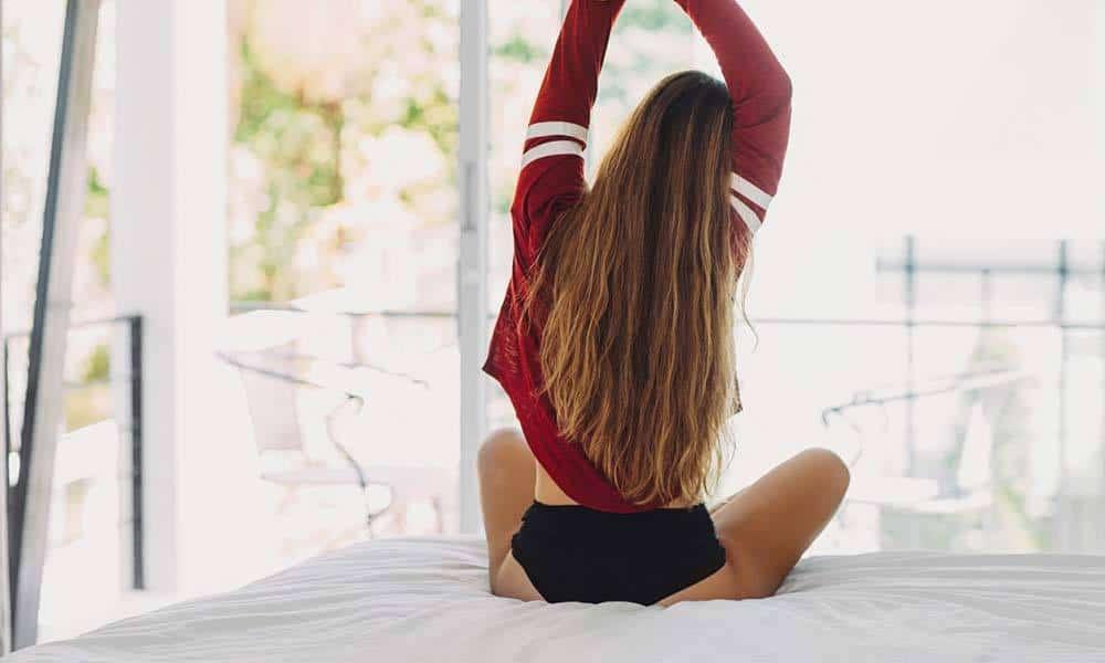 Topul exercitiilor fizice pe care sa le faci in pat