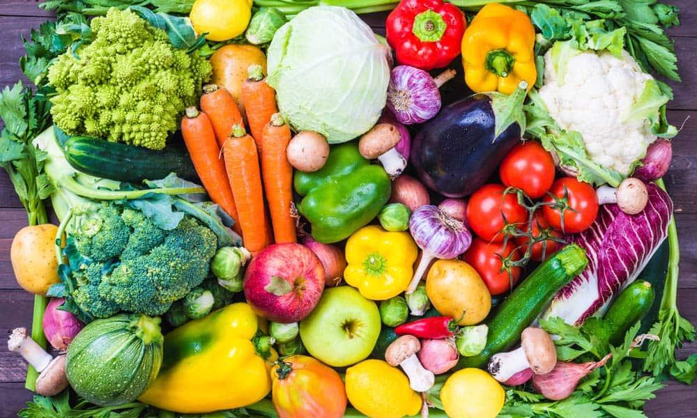Afla cum pui la pastrare legumele din gradina