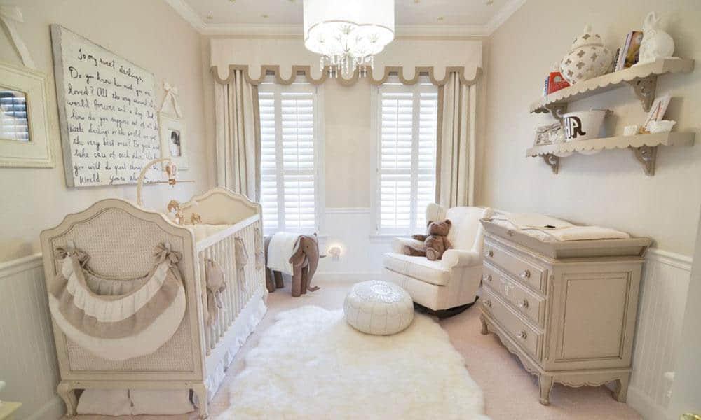 Mobilarea camerei copilului, idei si sugestii