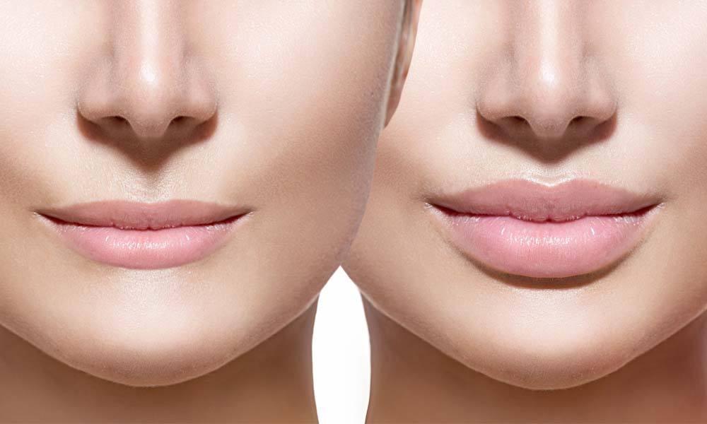 Trucuri pentru ingrijirea si machiajul buzelor subtiri