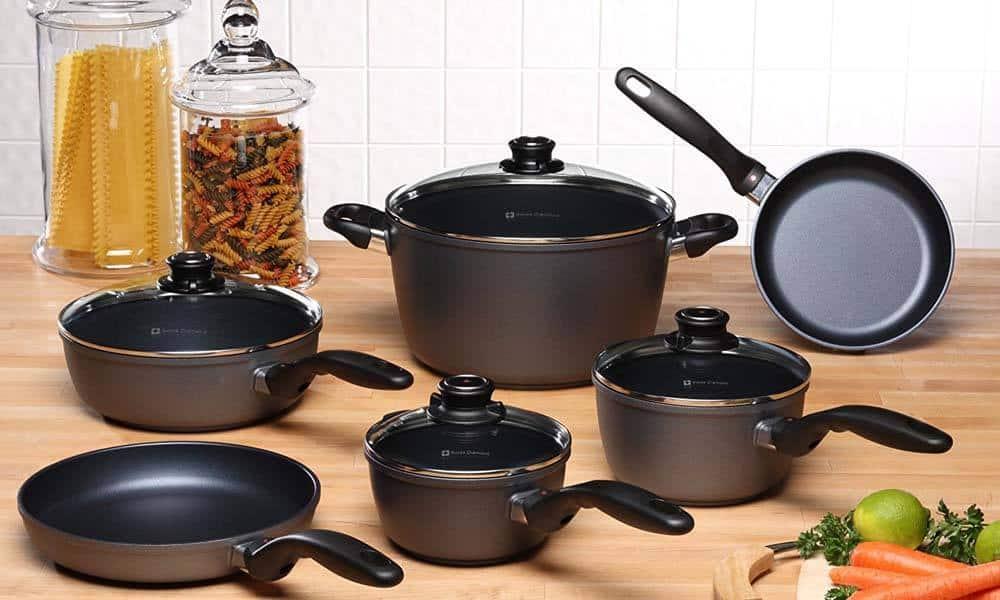 Cum alegi vasele de bucatarie pentru gatit