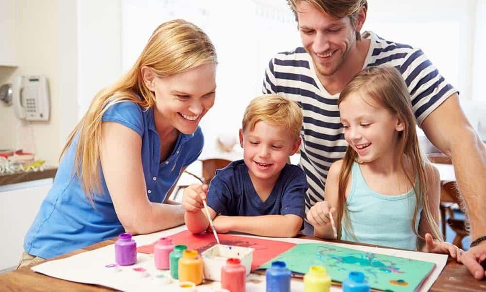 Cele mai potrivite activitati pentru tine si copilul tau