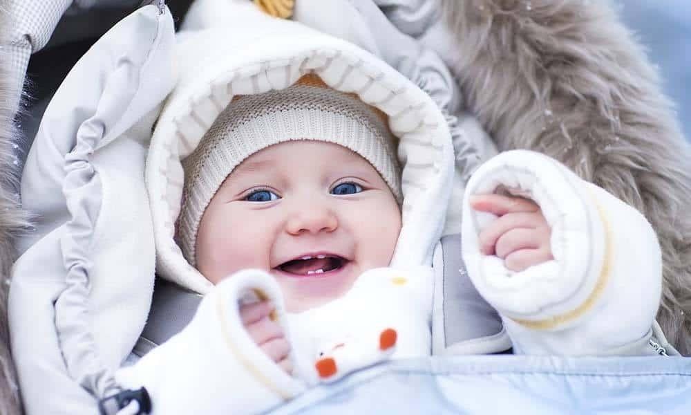 Cum iti imbraci copilul in sezonul rece