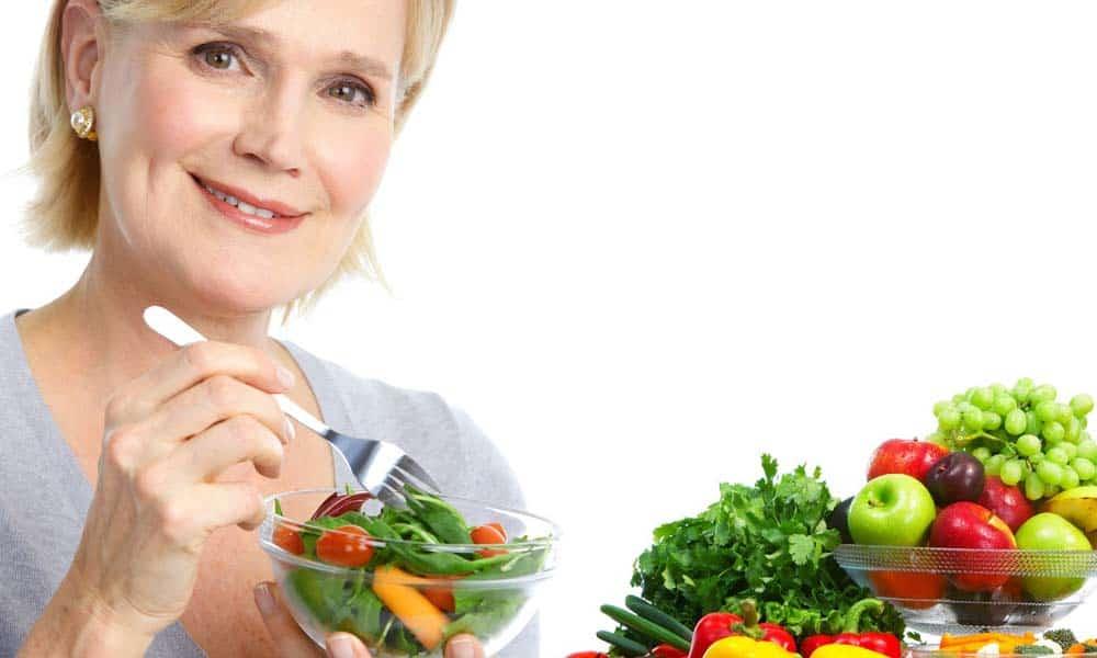 Dieta femeii la menopauza