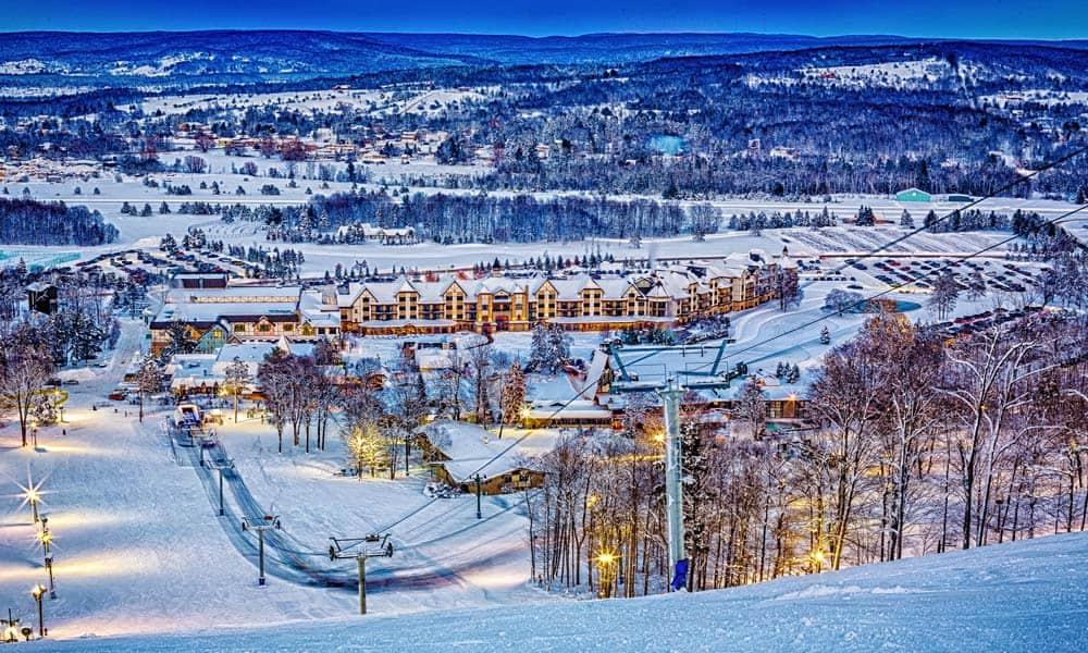 Destinatii turistice pentru o vacanta de iarna memorabila