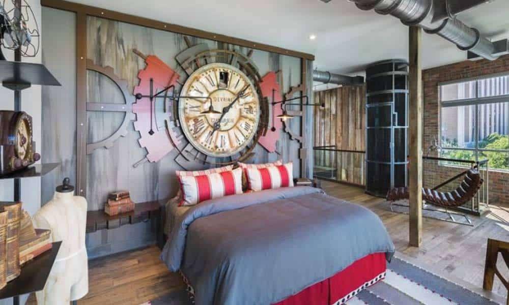 stilul steampunk pentru decoratiuni interioare
