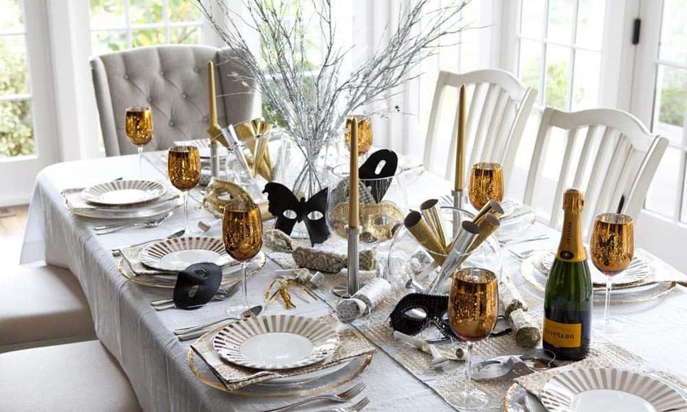 Idei pentru petrecerea de Revelion acasa