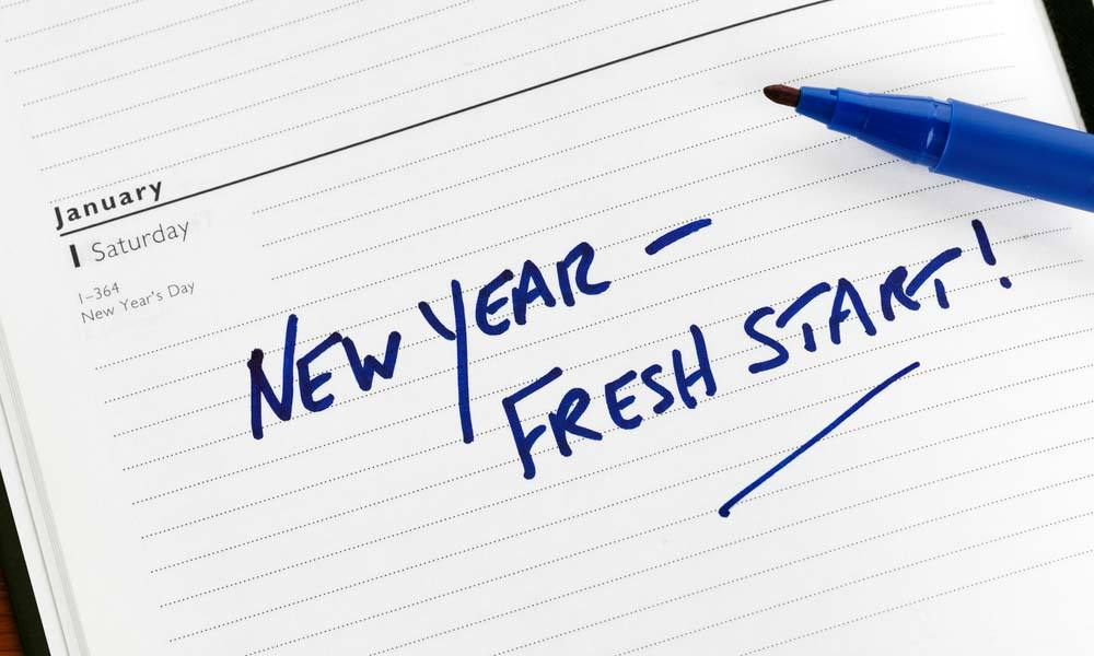 Cum sa te tii de rezolutiile noului an