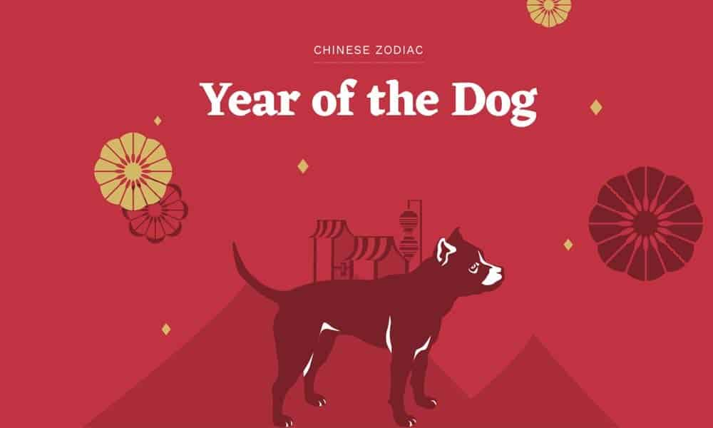 anul Cainelui de Pamant in Zodiacul chinezesc