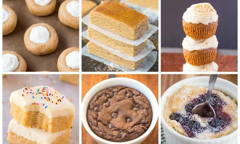 Trucuri pentru prajituri cu calorii putine