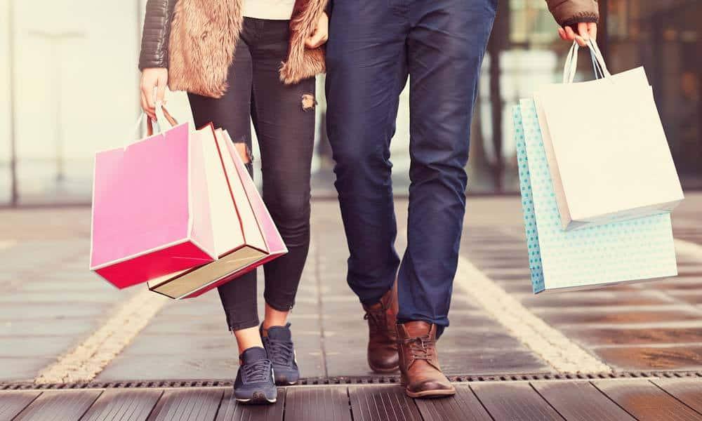 Top cinci strazi comerciale pentru city break-uri de shopping