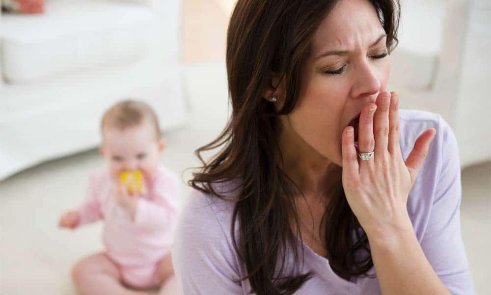 Metode de relaxare pentru mamici