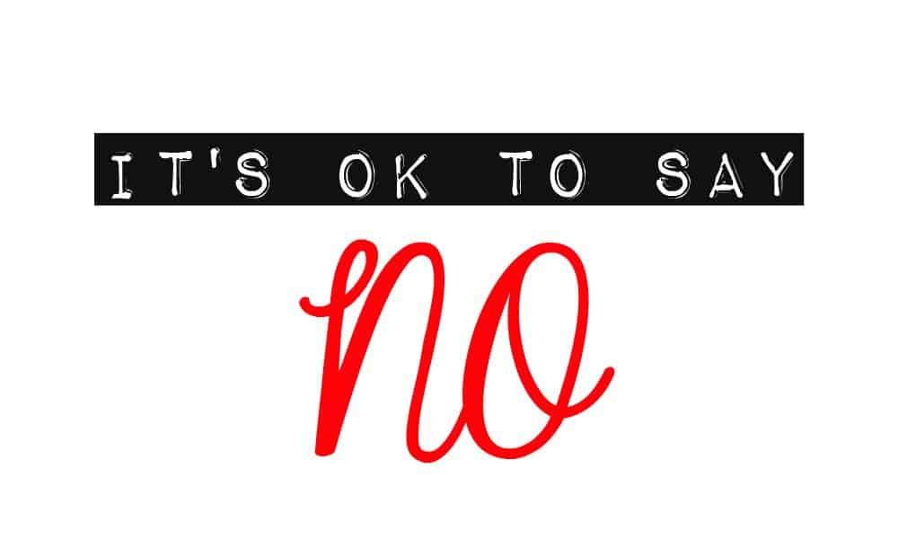 "Cum sa spui ""nu"" atunci cand vrei sa refuzi anumite situatii"