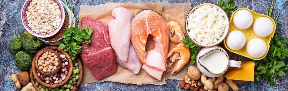 Dieta de slabit cu proteine